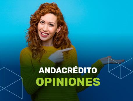AndaCrédito opiniones