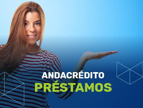 AndaCrédito préstamo online