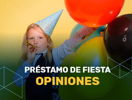 Préstamo de Fiesta opiniones